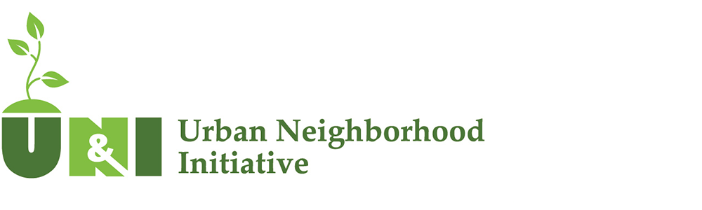 Urban Neighborhood Initiative Logo